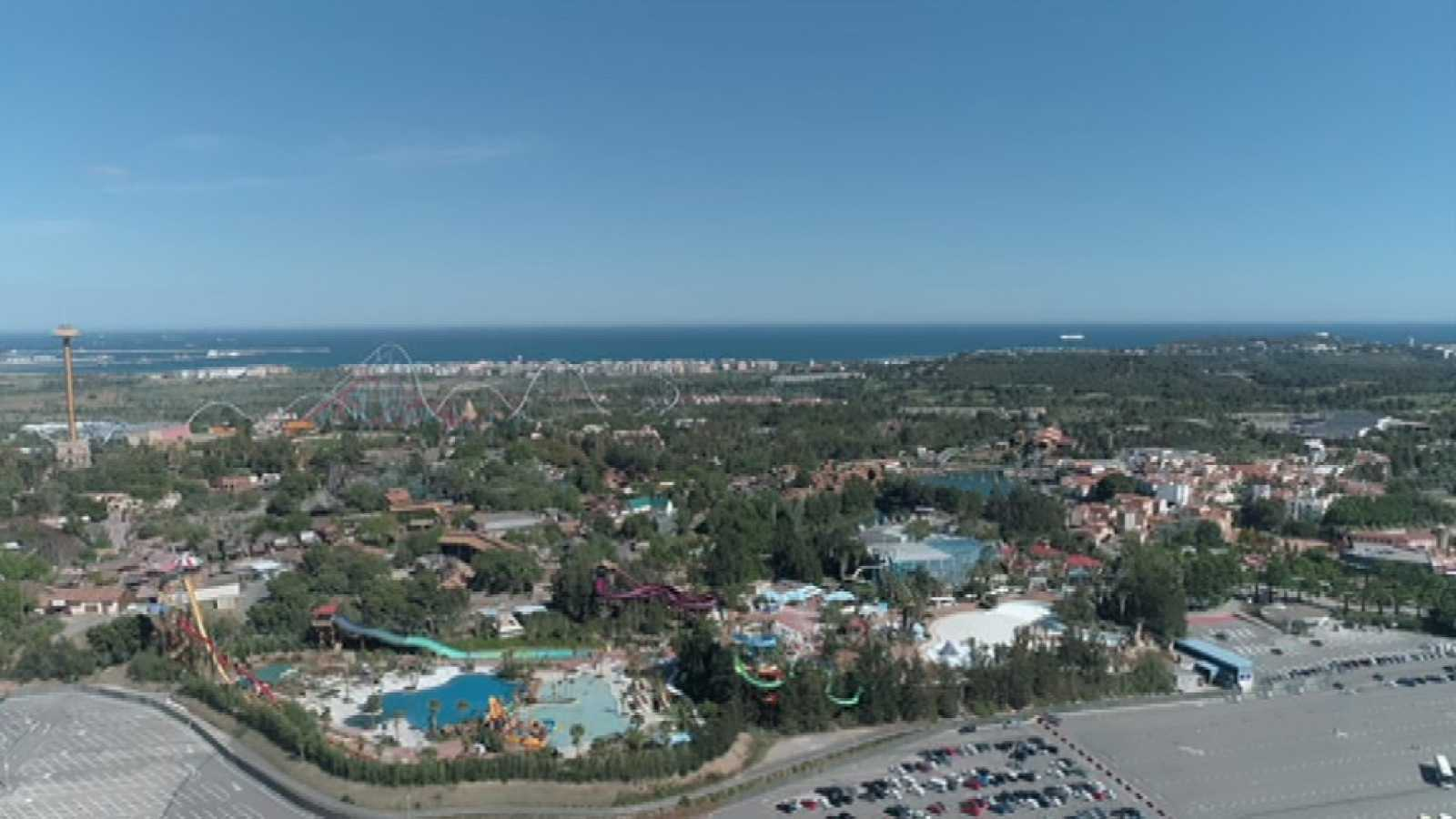 Juegos del Mediterráneo - Salou, capital turística - ver ahora
