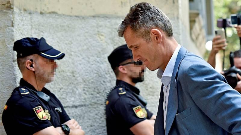 Urdangarin elige en qué cárcel cumplirá su condena por Nóos