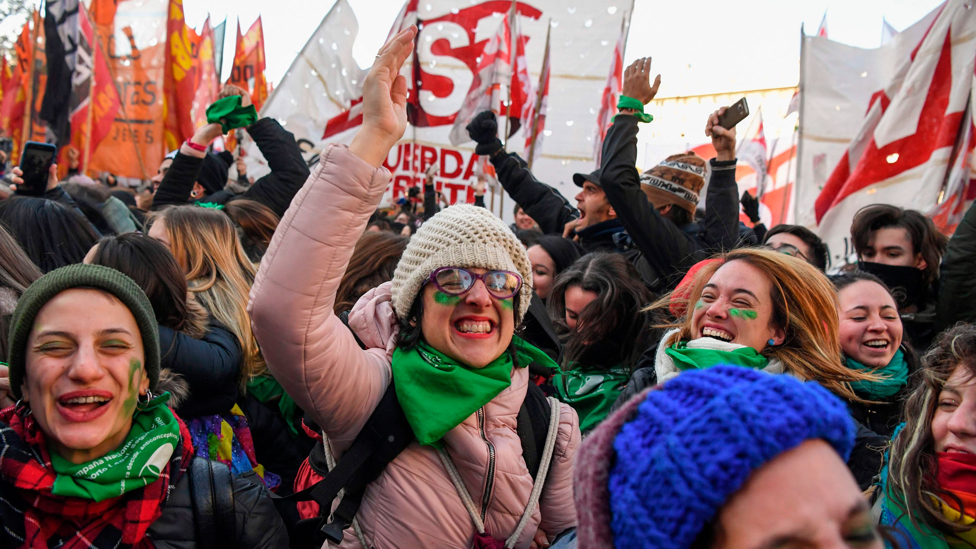 Sobre la despenalización del aborto en Argentina.