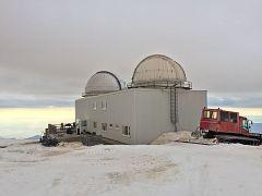 Lab24 - El observatorio de alta montaña