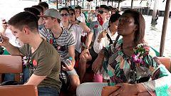 Tribus viajeras - Tailandia, tribu graduada