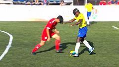 Fútbol para Ciegos - Campeonato del Mundo 2ª Semifinal: China-Brasil