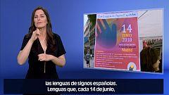 En lengua de signos - 17/06/18