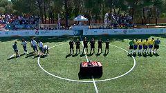 Fútbol para Ciegos - Campeonato del Mundo Final: Argentina - Brasil