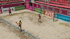 Balonmano Playa - Arena Handball Tour 1 Final Femenina: BMP Algeciras - BM Getasur