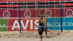 Balonmano Playa - Arena Handball Tour 1 Final Masculina: Granollers - Sevilla