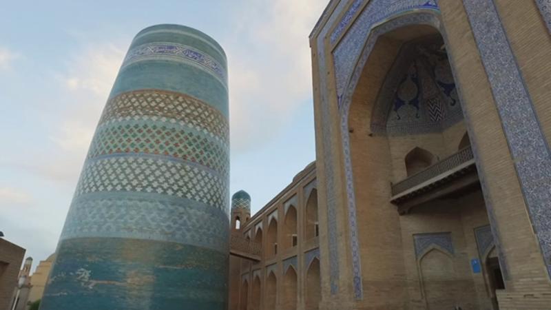Diario de un nómada - La ruta de la seda: La ciudad joya de Khiva - ver ahora