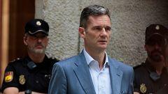 Iñaki Urdangarin ingresa en la cárcel de Brieva, en Ávila