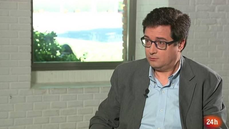 """Parlamento - La entrevista - Óscar López (PSOE): """"Del 15M al Procès - 16/06/2018"""
