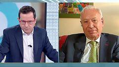 Los desayunos de TVE - José Manuel García-Margallo, exministro de Asuntos Exteriores