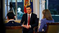 Pedro Sánchez aspira a agotar la legislatura y no convocar elecciones hasta 2020