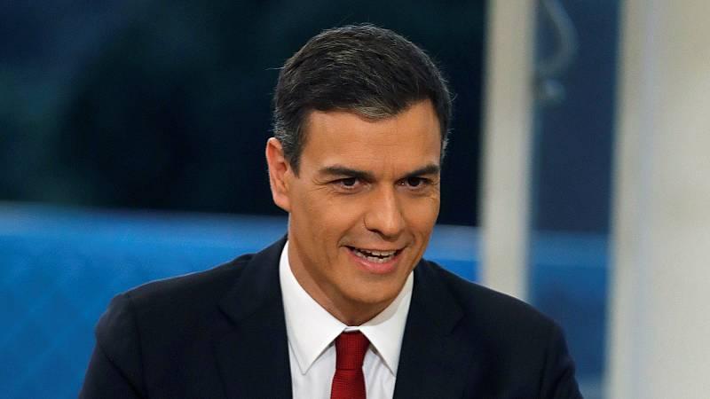 """Sánchez considera """"razonable"""" el acercamiento de los políticos catalanes presos una vez que acabe la instrucción"""