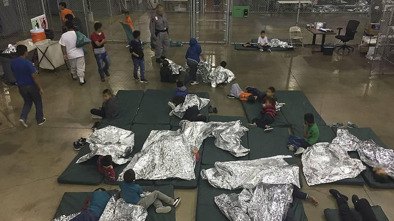 Demócratas y republicanos critican a Trump por separar a los niños inmigrantes de sus padres en la frontera