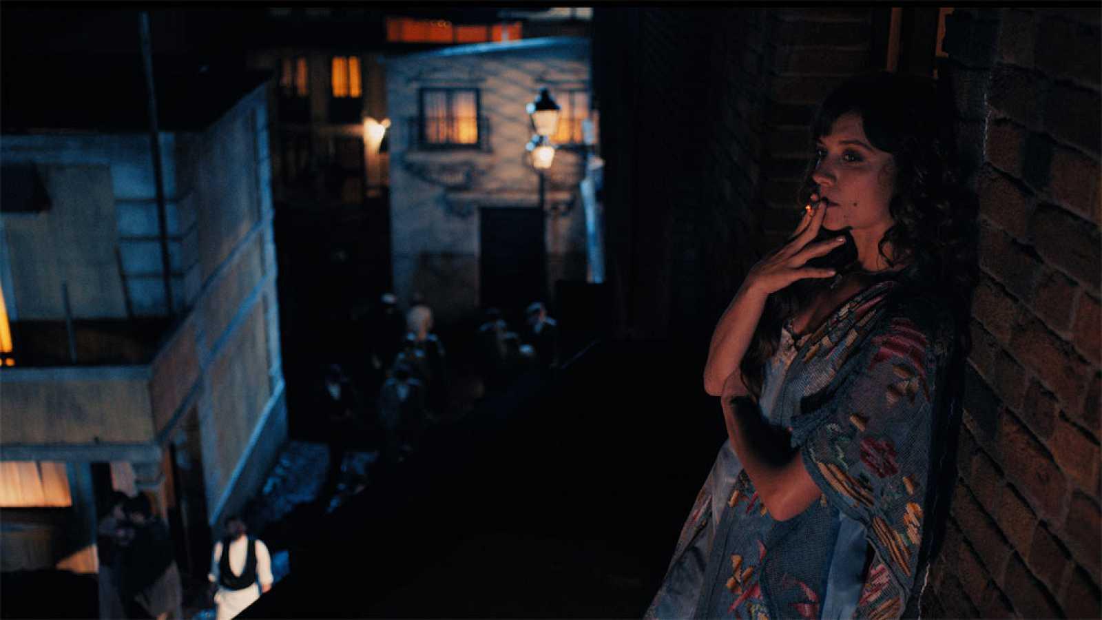 Primeras imágenes de 'El Continental' con Michelle Jenner como protagonista