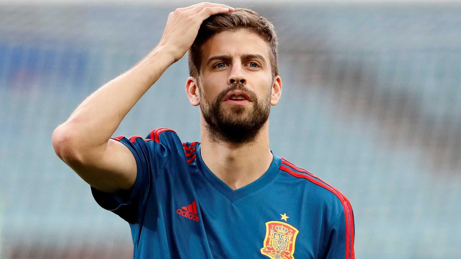 """El Barcelona hace público su """"malestar"""" con Piqué"""