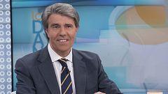 Los desayunos de TVE - Ángel Garrido, presidente de la Comunidad de Madrid