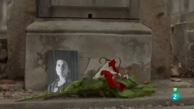 Cartas en el tiempo - Mensajes ocultos - Carta de Matilde Landa a su hija Carmen, Prisión de Ventas, Madrid, 1939