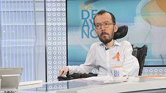 Los desayunos de TVE - Pablo Echenique, secretario de Organización de Podemos