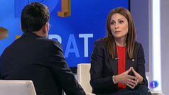 El debat de La 1 - Lorena Roldán, diputada de Ciutadans - 21/06/2018