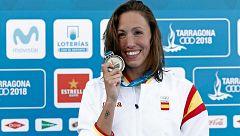 Tarragona 2018. La natación aúpa a España en el medallero tras la primera jornada