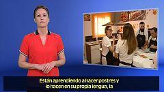 En lengua de signos - 24/06/18