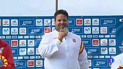 España, segunda en el medallero tras la tercera jornada