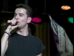 Depeche Mode en Tocata (1986)