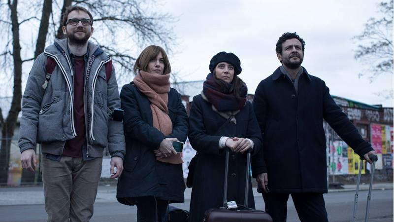 RTVE.es os ofrece el tráiler en exclusiva de 'Las distancias', la película triunfadora en el Festival de Málaga