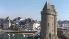 A la caza del tesoro - Saint-Malo (Francia)
