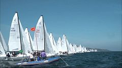 Vela - Campeonato Europeo J70 2018 desde Vigo