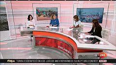 Parlamento - Debate - Crisis migratoria Europa - 23/06/2018