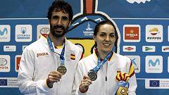 Juegos Mediterráneos 2018: Pablo Abián gana la final de bádminton masculino