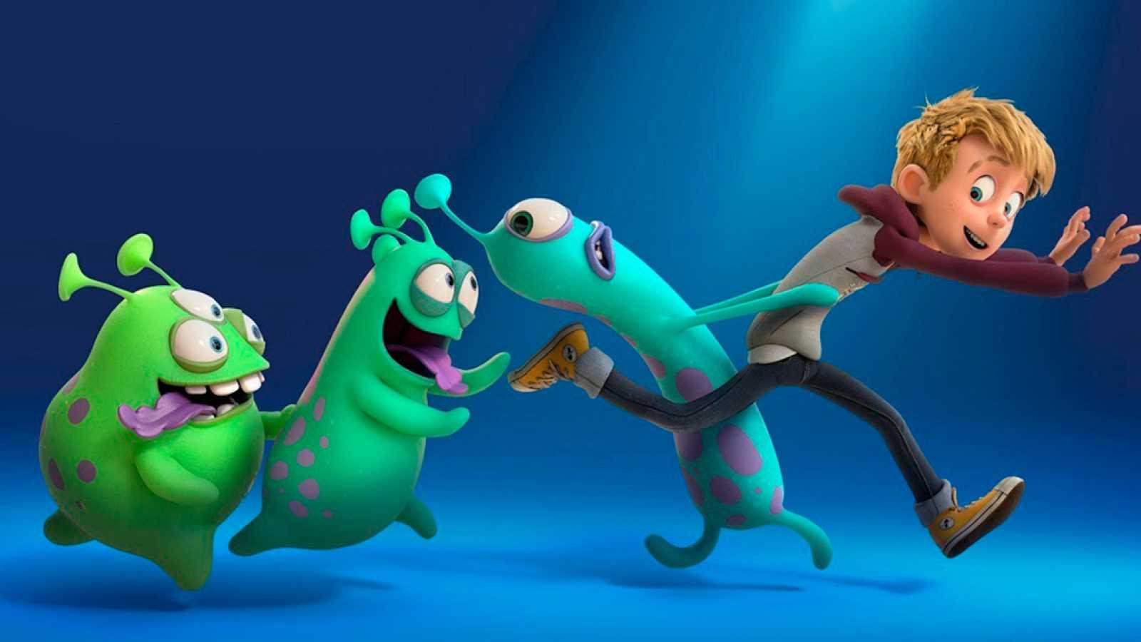 RTVE.es os ofrece un clip en exclusiva de la película de animación 'Luis y los alienígenas'