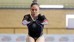 Juegos Mediterráneos. Paula Raya, plata en barras asimétricas
