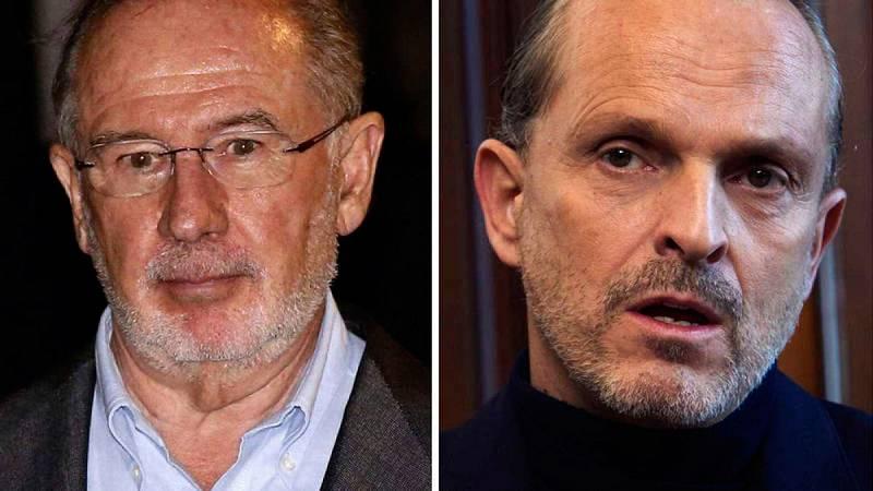 Rodrigo Rato y Miguel Bosé entran en la lista de los morosos que deben más de un millón a Hacienda