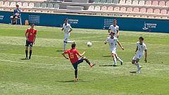 Juegos Mediterráneos 2018 - Fútbol. Final: España - Italia
