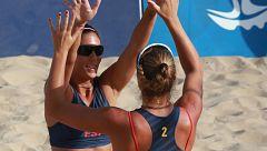 Juegos Mediterráneos 2018. Oro para España en voley playa femenino