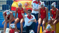 Juegos Mediterráneos. Oro para España en waterpolo femenino