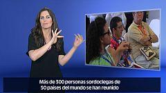 En lengua de signos - 01/07/18