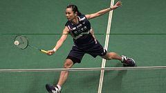 Bádminton - 'Open de Malasia 2018' Final individual Femenina: Tai T.Y.- He B.J.