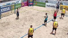 Balonmano Playa - Arena Handball Tour 2 Final Masculina: Rayito Salinero-Ciudad de Málaga