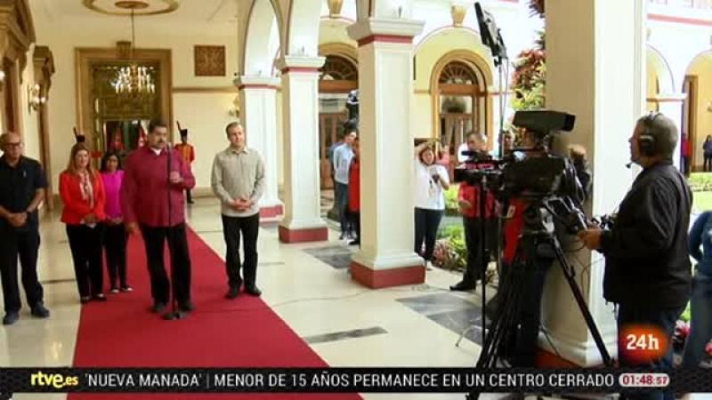 Aumenta la presión internacional sobre Venezuela