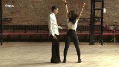 Bailando con las estrellas - Así han sido los ensayos de Patry Jordán y Rubén