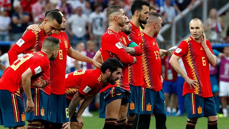Los culpables del fracaso de España en el Mundial para la afición