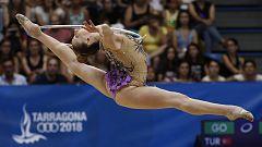 Juegos Mediterráneos 2018 - Gimnasia rítmica