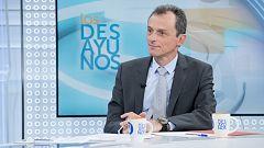 Los desayunos de TVE - Pedro Duque, Ministro de Ciencia, Innovación y Universidades