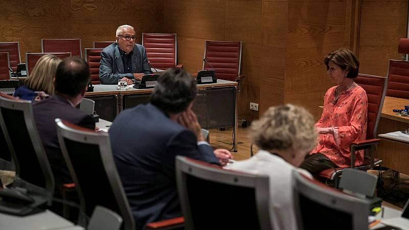 Los candidatos del PP y los del PSOE, Unidos POdemos y PNV presentan sus propuestas para el Consejo de RTVE