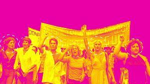 Así fue la primera manifestación LGTBI en España