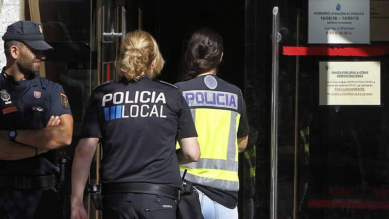 Decenas de detenidos en una macrooperación anticorrupción en cuarenta ayuntamientos gobernados por el PP, PSOE y Cs