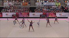 Gimnasia rítmica - Campeonato de España de Clubes FR Iberdrola